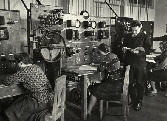 Создание первых проблемных лабораторий