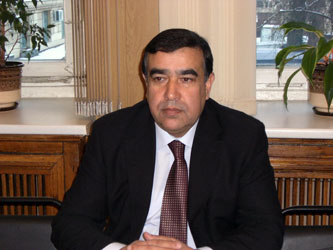 10. Minister on Education (Republic of Tajikistan) A.A. Rakhmonov during his visit at MPEI