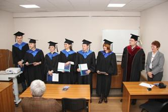 "104. Handling of diplomas to MPEI students in the frame of Russian-German program ""Informatics, Computer Engineering, and Electrical Engineering in German"""