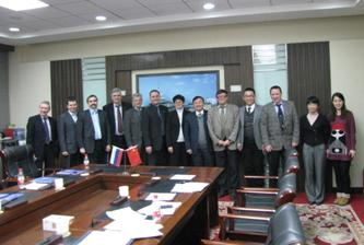 112. Visit of MPEI delegation to HIT
