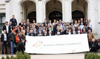 161. Participants of Students' Scientific Conference