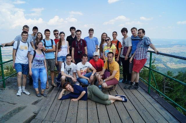 212. MPEI students in Wroclaw University of Technology