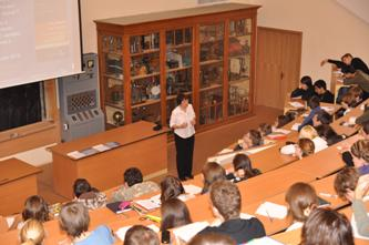37. Presentation of the Russian-German program of double-diplomas