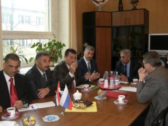 39. Negotiations with Iraqi delegation in MPEI