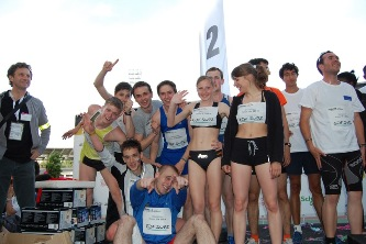 56. MPEI sport team in France