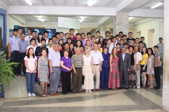 57. Graduates from mutual educational program between MPEI and Kazakhstan