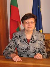 58. Rector of Technical University in Gabrovo Dr. Deshka Markova who graduated from MPEI
