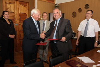 62. After signing of Agreement on Cooperation between universities