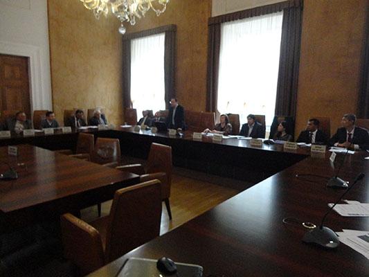 Расширение участия МЭИ в программах ЕС Erasmus+