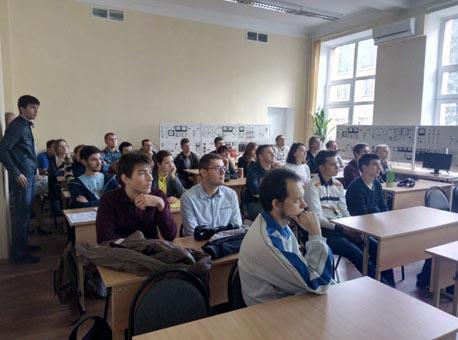 презентация двух стипендиальных  программ для обучения студентов МЭИ в Техническом Университете Дрездена