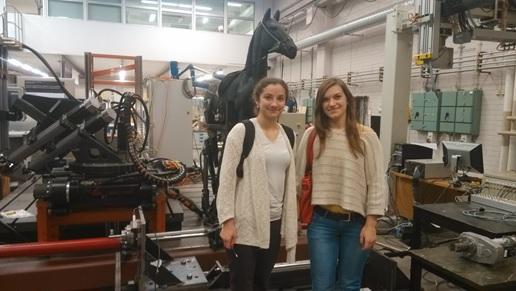 Студентка Садовская Кристина о программе двух дипломов НИУ МЭИ - Технологический университет Лаппеенранта